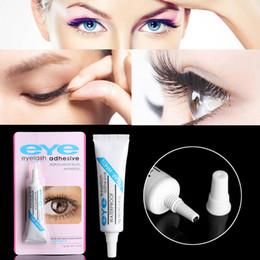 e0606f78dce Practical Eyelash Glue Clear-white Dark-black Waterproof False Eyelashes  Makeup Adhesive Eye Lash Glue Easy to Remove Cosmetic Makeup Tools