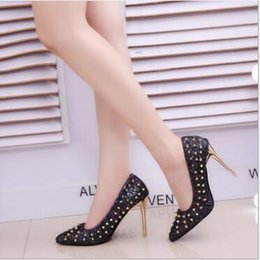$enCountryForm.capitalKeyWord Canada - Brand Designer- new diamond sharp high heel shoes with fine medium and light sequins, wedding banquet, bridesmaid, fashion princess, women's