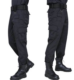 $enCountryForm.capitalKeyWord Canada - Cargo Pant Men Black Pants Military Style Casual Pantalones Thin Tactical Pants Police Security Duty Work Trouser Army Overalls