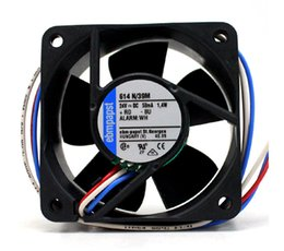 Discount ebmpapst fans - NEW Original for ebmpapst cooling fan 614N 39M 24V 0.058A