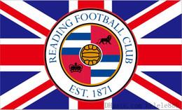 $enCountryForm.capitalKeyWord Canada - Reading FC Flag 90 x 150 cm Polyester The Royals England Football Club Sports Banner