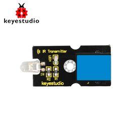 $enCountryForm.capitalKeyWord Australia - New! Keyestudio EASY Plug IR Transmitter Module for Arduino Starter STEAM