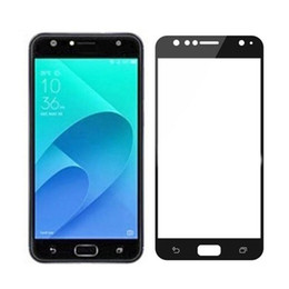 Discount screen live - Full Cover Tempered Glass For Asus ZenFone 4 Selfie   Pro   ZD553KL ZD552KL Live Plus ZB553KL Screen Protector Protectiv