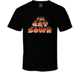 China The Get Down Rap Hip Hop Cult Classic TV Show Tshirt suppliers