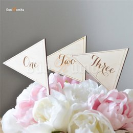 $enCountryForm.capitalKeyWord NZ - 1-10 Table Numbers Wood Wedding Table Number Holder Party Direction Signs Banner Supplies Event Party Rustic Wedding Decoration