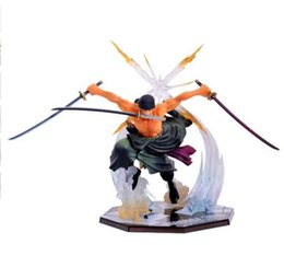 $enCountryForm.capitalKeyWord NZ - NEW hot 17cm One piece Roronoa Zoro action figure toys doll collection Christmas toy with box