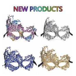 $enCountryForm.capitalKeyWord NZ - Halloween Gilding Lace Masks Sexy Masquerade Masks Venetian Half Face Mask Eye Mask For Christmas Party Dance Clubs Ball Carnival