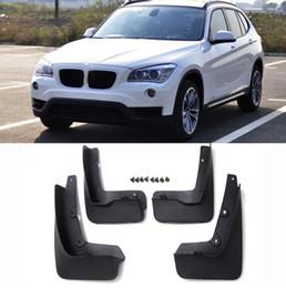 3e8b38e18484 4pcs Automobiles accessories For BMW X1 E84 2010-2015 Mud Flap fender  Splash Guard Mudguard Car styling