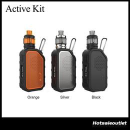 Speaker active online shopping - Original Wismec Active Kit with Amor NS Plus Tank ml Adopte Bluebooth Waterproof shockproof Mod Serve as e cig speaker