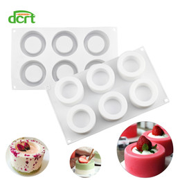 $enCountryForm.capitalKeyWord NZ - DCRT 6 Holes Pudding Cup Shape Silicone Mould 3D Cake Mold Mousse Desserts Chocolate Baking Tools Kitchen Accessories