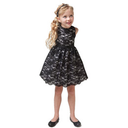 Chinese  Vintage Baby Girls Dresses Designer Children Girls' Clothing Beautiful Lace Party Dress 4-10 Years Kids Dresses For Teenage Girl manufacturers