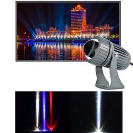 Landscape buLbs online shopping - 12V V LED Underwater Lights W waterproof IP65 Floodlight Outdoor Lighting garden Landscape light Beam length AC85 V CREE LED Bulbs