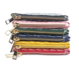 Estilo de Francia Monedero de la bolsa de diseñador de los hombres de las mujeres de señora Monedero de la moneda de lujo gy billetera clave mini billetera