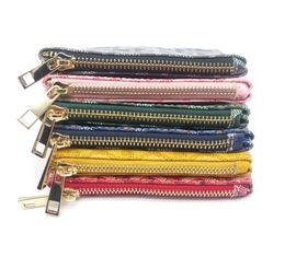 França estilo designer bolsa de moedas homens mulheres lady luxo gy coin purse key wallet mini carteira