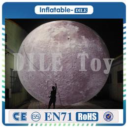 $enCountryForm.capitalKeyWord NZ - Free Shipping Door To Door Hot sale giant inflatable moon, inflatable moon ball, moon balloon for events