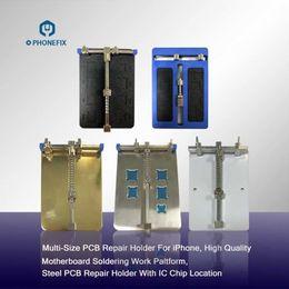 Solder holder online shopping - FIXPHONE High Quality Mobile Phone PCB Fixture Motherboard Maintenance Platform For iPhone Solder Repair Holder