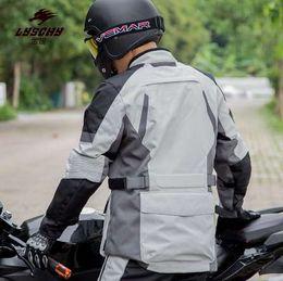 $enCountryForm.capitalKeyWord NZ - Motorcycle Jackets Body Armor Protective Moto Jacket Motocross Off-Road Racing Jacket Motorbike Windproof Jaqueta Clothing white