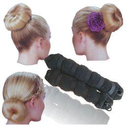 Discount styles for braided hair - braider tool 22Pcs Braider Accessories for Styling Tools Twist Sponge Donut Hair Bun Maker Hairpins Roller Braid Elastic
