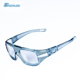 f448af143a37 Goexplore Impact Resistant Basketball Protective Glasses Sports Goggles PC  lens Football Soccer Training Glasses Eye wear