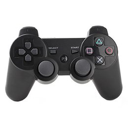 Station Wireless Controllers Australia - Wireless Bluetooth Gamepad Wireless Bluetooth Gamepad For PS3 Controller Playstation 3 dualshock game Joystick play station 3 console r28