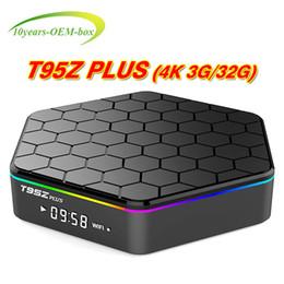$enCountryForm.capitalKeyWord Australia - T95Z Plus Android 7.1 TV Box Amlogic S912 2GB 16GB 3GB 32GB Octa Core Bluetooth 4.1 Dual Wifi HDMI 4K Streaming Media Player Better S905W