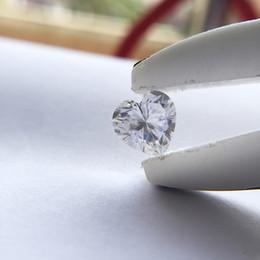 $enCountryForm.capitalKeyWord Australia - Heart Brilliant Cut 6ct Carat 12mm F Color Moissanite Loose Stone VVS1 Excellent Cut Grade Test Positive Lab Diamond S923