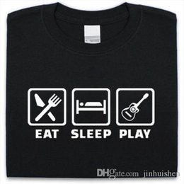 $enCountryForm.capitalKeyWord NZ - Tee Shirt Hipster Brand Clothing T Shirt eat play T-shirt homme femme droe ideal cadeau New Brand Casual Clothing