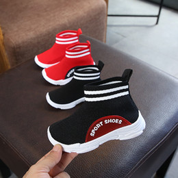 $enCountryForm.capitalKeyWord Canada - Comfortable baby boots high quality cool girls boys sneakers lovely solid infant tennis footwear cute baby casual shoes