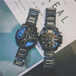 $enCountryForm.capitalKeyWord Canada - New Trend Boys Dress Fashion Men Watch European and American Street ulzzang punk personality men's watch Casual Clock