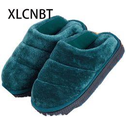 $enCountryForm.capitalKeyWord Canada - Winter handmade cotton slippers women soft bottom slipper non-slip thick bottom warm home indoor sponge bottom hand-online shoes
