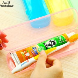 $enCountryForm.capitalKeyWord Canada - Travel Portable Toothbrush Toothpaste Protect Cases Dustproof Storage Box Holder