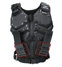 Discount tactical body armor - Unloading Tactical Men Combat Vest Tactical Military Vest Camouflage Vest Body Molle Armor Cs Jungle Equipment Masculino
