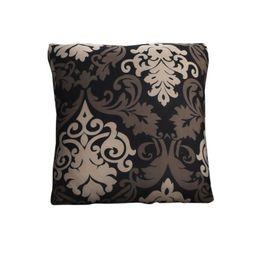 Elastic Beds UK - 45*45cm Elastic Cushion Cover Cushion Throw Pillow Cushion Cover Car Home Decoration Sofa Bed Decor Decorative Pillowcase 1PC