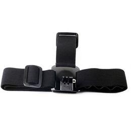 $enCountryForm.capitalKeyWord NZ - brand Brand New GP23 for Camera Head Mount Adapter Adjustable Strap for Sports cameras