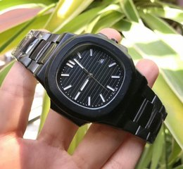 $enCountryForm.capitalKeyWord Australia - Luxury High Quality Watch Stainless Steel Mechanical Auto Date Transparent Automatic Men's Watches F4
