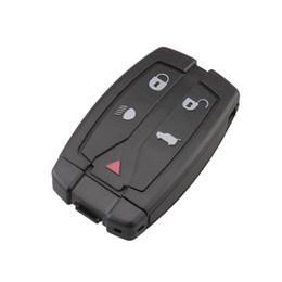 China 433MHz 4 Buttons Keyless Uncut Flip Remote Key Fob PFC7953 Chip for Land Rover Freelander 2006-2010 KEY_11G suppliers