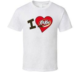 Straight Outta Kit Kat Chocolate Bar Parody T Shirt