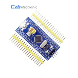 Discount arduino board usb - STM32F103C8T6 ARM 32 Cortex-M3 STM32 SWD Minimum System Development Board Module Mini USB Interface For Arduino I O 72Mh