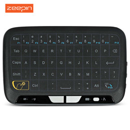 xbox boxes 2019 - Zeepin H18 2.4GHz Mini Wireless 3 in 1 Multifunctional Keyboard Touchpad Mouse Combo for PC Xbox 360 PS4 Android TV Box