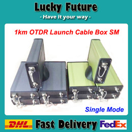 $enCountryForm.capitalKeyWord NZ - 1000M OTDR Launch Cable Box SM 1KM With Optional Fiber Optic Connectors SC FC LC ST