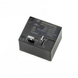 Wholesale Free shipping lot(5pieces lot) 100%Original New HONGFA HF HF2160-1A-5DE 5VDC HF2160-1A-12DE 12VDC HF2160-1A-24DE 24VDC 4PINS 30A Power Relay