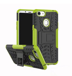 $enCountryForm.capitalKeyWord Australia - 6.0 inch For OPPO F5 Case Heavy Duty Armor Shockproof Hybrid Hard Soft Silicone Rugged Rubber Phone Case Cover For OPPO f5