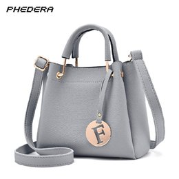 Multi Color Ladies Handbags Australia - New 2018 Fashion Leather Bag Women Casual Pu Female Handbag Elegant Bucket for Women Solid Color Young Lady Shoulder Bag DI10
