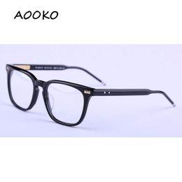 73b15743630 Hot TB 402 Brand Eyeglasses Reading Frames Fashion Glasses Computer  Hyperopia myopia new york Optical Frame TB402A model eyewear 53mm