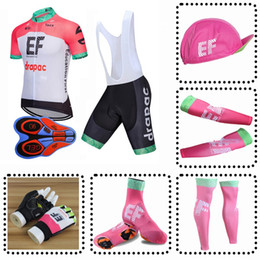 EF Education First team cycling jersey set full equipment Ropa Ciclismo Men  pro Cycling clothing MTB bike Wear shirt 110710F 16f5937e3