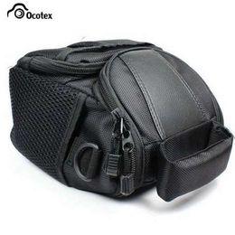 Cases For Cameras Dslr NZ - Ocotex DSLR Shoulder Camera Bag Video Portable Case for Fujifilm FinePix S9900 S9800 S8600 S8450 S6850 HS50 HS35 HS30 SL305