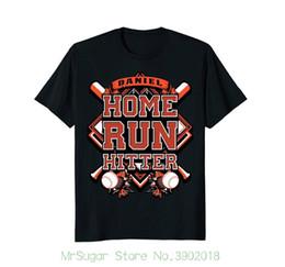 0400855cc90e1a Baseball Shirt | Custom Name Daniel Graphics Design Apparels Fashion T- shirts Summer Straight 100% Cotton