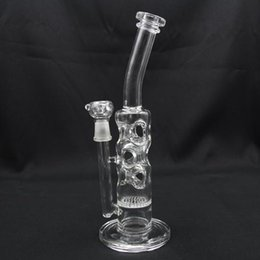 Water Pipes Fab Egg Australia - New Arrival Glass Bong Straight Fab Egg Glass Oil Rigs Thick Glass with 18mm Male Joint Water Pipes Hookahs Bo005