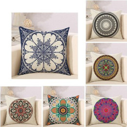 free pictures cars UK - Wholesale simple geometric picture sofa pillow cover, hotel pillowcase, car pillowcase free delivery, personalized fashion style, fabric com