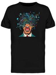 $enCountryForm.capitalKeyWord Australia - Panic People Pop Art Retro Men's Tee -Image by Shutterstock Cool Casual pride t shirt men Unisex Fashion tshirt